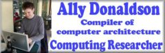 Ally Donoldson Ph.d